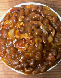 Ultimate Baked Beans - FI