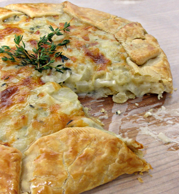 Sweet Onion Galette - Zoom 2.1