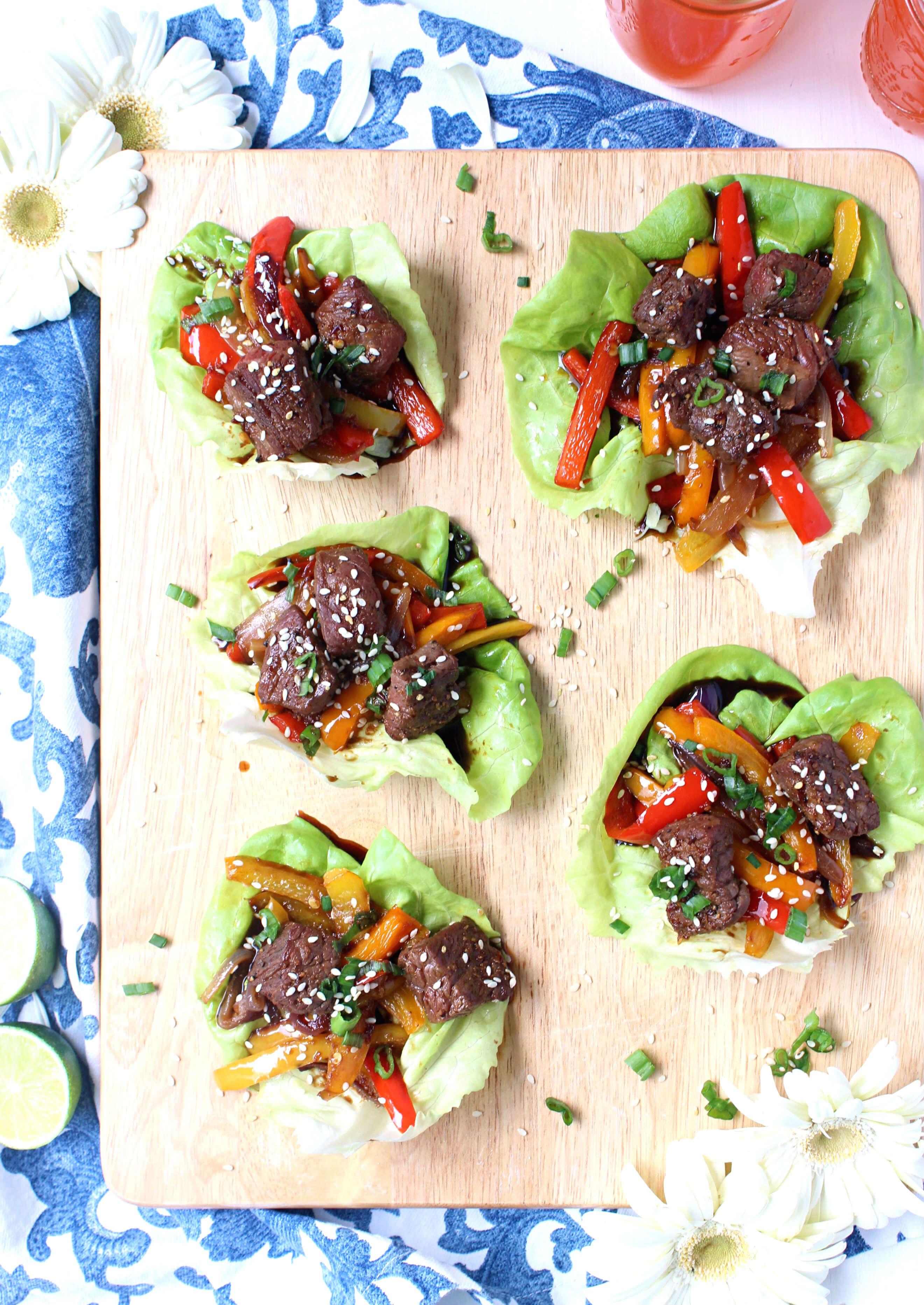 Dinner for two 20 minute korean beef lettuce wraps w rainbow dinner for two 20 minute korean beef lettuce wraps w rainbow veggie slaw wry toast forumfinder Choice Image