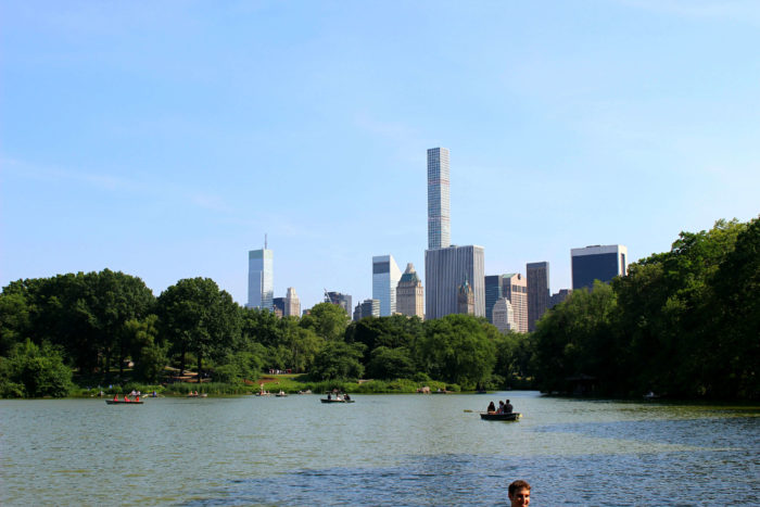 Central Park + Isabella's