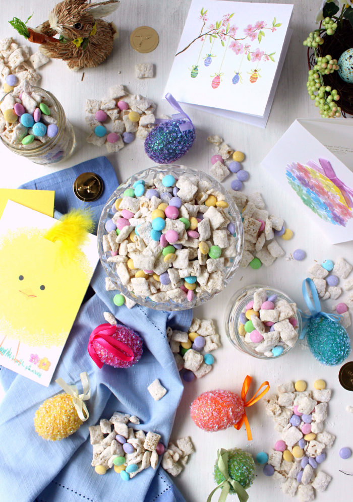Easy easter bunny chow six ingredients wry toast this recipe is the perfect petite treat to gift to family and friends on easter negle Gallery