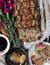 Foolproof Butter-Free Banana Bread